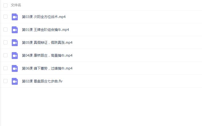 朱永海24期视频课程