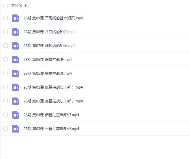 朱永海28期视频课程